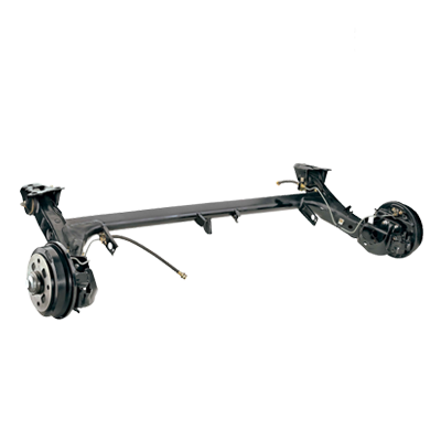 X100 Front Axle