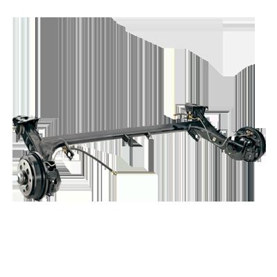 X100 Front Axle