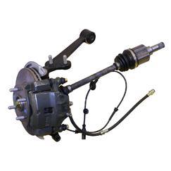اکسل جلو و سیستم ترمز چپ ABS(طرح ریویی)- شماره فنی:DN031-40070