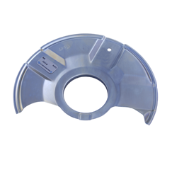 گردگیر فلزی راست ABS- شماره فنی:DN031-40411