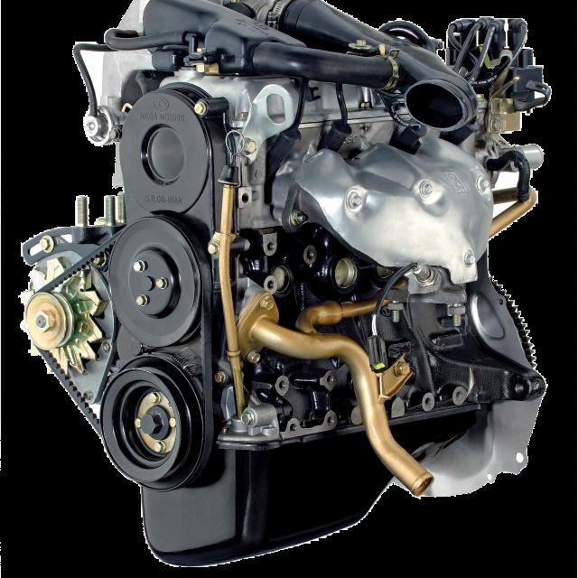 موتور (M13 CNG base) پایه گاز سوز