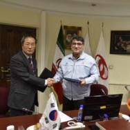 با حضور مدیران عامل دو شرکت مگاموتور و هیوندایی پاورتک کره انجام شد:/ انعقاد دومین قرارداد همکاری گروه سایپا و شرکت هیوندایی پاور تک کره