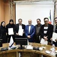 تقدیر از مدیرعامل شرکت مگاموتور در خصوص عملکرد HSEE ، در سازمان صنعت معدن و تجارت استان تهران