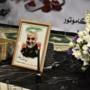 گزارش تصویری / مراسم بزرگداشت شهید سردار سپهبد سلیمانی با حضور جمعی از مدیران ارشد و کارکنان مگاموتور – نمازخانه فاطمیه